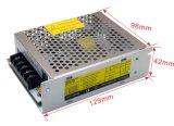 alimentazione elettrica di 50W 24V IP20 LED per le strisce del LED con Ce