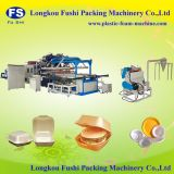 Wegwerfplastiknahrungsmittelbehälter-Maschine