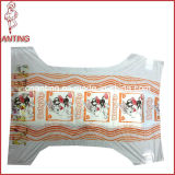 Qualité Baby Diaper avec Cotton Backsheet et Magic Tape