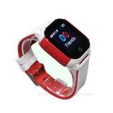 Het meertalige GPS van Jonge geitjes Horloge van de Drijver met GPS+Lbs+WiFi Y8