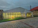 Parede de vidro partido exposições tenda