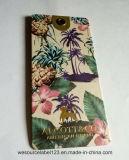 금박지를 가진 꼬리표를 인쇄하는 두꺼운 카드 풀 컬러