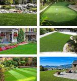 Landschaftsgestaltung von Artificial Green Turf für Garten