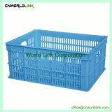 Varios tamaños ventilado plástico HDPE Pan Caja para la venta