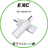 China Supplier 651538 3.7V 300mAh Li-Polymer Battery