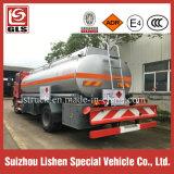 FAWの燃料のタンカー12000L容量のオイルタンクのトラックの給油