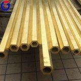 El tubo de latón H62, H63, H65, H68, H70, H90, H96