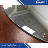 Forma de óvalo espejo biselado para decoración de cuarto de baño