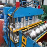 Automatisches Metalldach glasierte die Fliese-Rolle, die Maschinen-Hersteller bildet