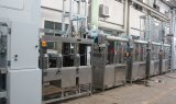 Sicurezza Webbings/Sling Webbing Continuous Dyeing Machine con Elongation Function