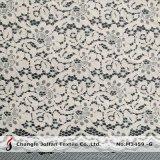 Tessuto del merletto del ricamo per i vestiti nuziali (M3459-G)