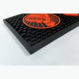 習慣によって浮彫りにされるJagermeisterのブランドPVC棒マット