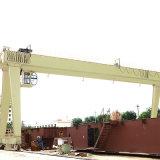 Grues de portique pratiques et durables de Goliath de chariot