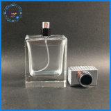 bottiglia di profumo operata quadrata di lusso 100ml