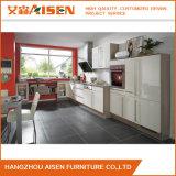 L de Hete Verkopende Moderne Eenvoudige Keukenkast van de Vorm