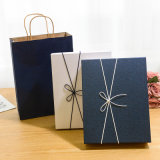 Caja de embalaje de papel personalizado para el traje de boda Embalaje WB1025
