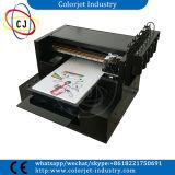 Numérique A3 pour les textiles et de l'imprimante en tissu coton T-Shirt
