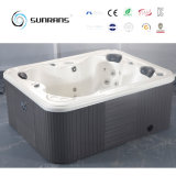 Outdoor Super Luxury SPA Toevlucht Hot Tub SPA 45 Stralen Hot Tub Mini SPA