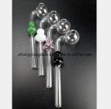 Glasrohr Wiederverwertung des Tabak-Filter-Glas-Huka-Rohres