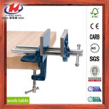 Tabla de trabajo de madera sólida