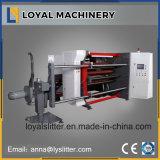 중국에 있는 Rewinder 고속 Slitter 그리고 기계장치