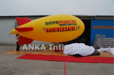 PVC 광고를 위한 팽창식 주문을 받아서 만들어진 모양 상어 풍선