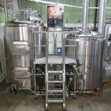 equipo de destilación de cerveza cervecería 7bbl.