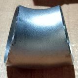 Bw Smls ASME SUS304 raccord coudé en acier inoxydable de 30 degrés