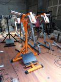 体操の適性装置の隠れ家の子牛機械、Bodybulidingの練習のスポーツの商品