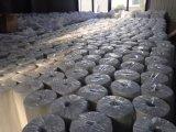 120G/M2 5x5mm de pared exterior de material de construcción de malla de fibra de vidrio de aislamiento