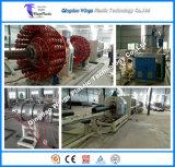 Versterkte HDPE van de Draad van het staal Samengestelde Pijp die Machine maakt