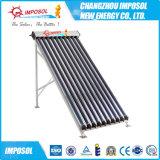 100L-300L acero galvanizado calentador de agua solar de tubos de vacío