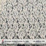 帆立貝のウェディングドレスの綿のレースファブリック(M2231-MG)