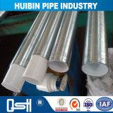 Zinc-Coated de tuyaux en plastique durable pour le raccord de tuyau