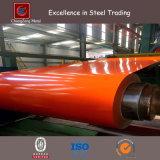 La couleur d'IMMERSION chaude a galvanisé la bobine de tôle d'acier (CZ-S65)