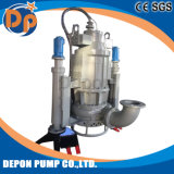Pompa di sabbia sommergibile idraulica o elettrica dei residui