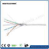 STP 0.57mm Koper Cat5e Ethernet/de Kabel van het Netwerk