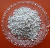 Copos de un 74% de cloruro de calcio dihidrato de grado industrial