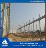 Una buena calidad de almacén de estructura de acero prefabricados