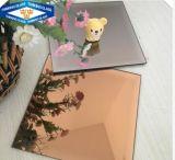 Het gouden Blauwgroene Roze van het Brons kleurde Gekleurde Spiegel