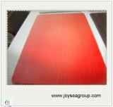 Incombustible impermeable compacta Hoja de HPL