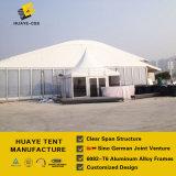 صنع وفقا لطلب الزّبون يصمّغ كبيرة [أركم] خيمة مع [6م] جانب إرتفاع لأنّ حزب ([ب2] [هك] [30م])