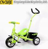 子供の金属フレームの赤ん坊の三輪車Trike