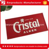 Alfombras de la barra de PVC personalizadas con logotipo personalizado
