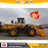 Hete Verkoop Chinese Sinomach 220HP de Lader van het Wiel van 5 Ton
