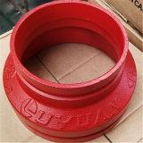 Riduttore Grooved del ferro duttile (accessori per tubi del fuoco) con FM/UL approvato
