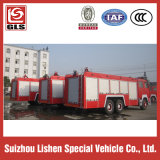 HOWO Fire Truck 6X4 Drive, 12000L, Dieselmotor 290/300/336HP