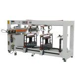 Madeira 32mm Linha Três Linhas Múltiplas de madeira Boring Machine