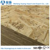 Construção de garantia comercial/Grau de mobiliário OSB, placa de madeira OSB impermeável