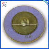 """"""" disco abrasivo rivestito di smeriglitatura della falda dell'ossido dell'allumina di Zirconia 3"""
